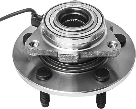 Fit 1997-1999 Dodge Ram 1500 Front PSport Drill Slot Brake Rotors+Ceramic Pads