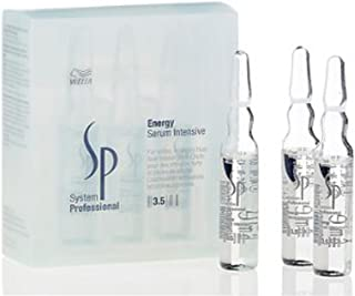 Wella Balance Scalp Anti Hair Loss Unisex Energy Serum (6 x 6 ml) SP System Professional