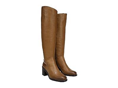 Franco Sarto Kiana WC (Light Brown Leather) Women