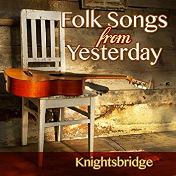 Folksongs from Yesterday