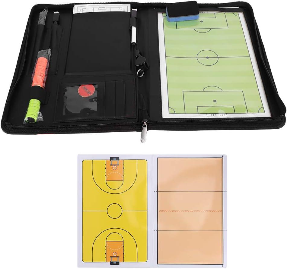 Demeras Soccer Tactics Board Magnetic Bright Convenient Football