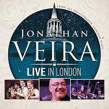 Jonathan Veira Live in London [Live]