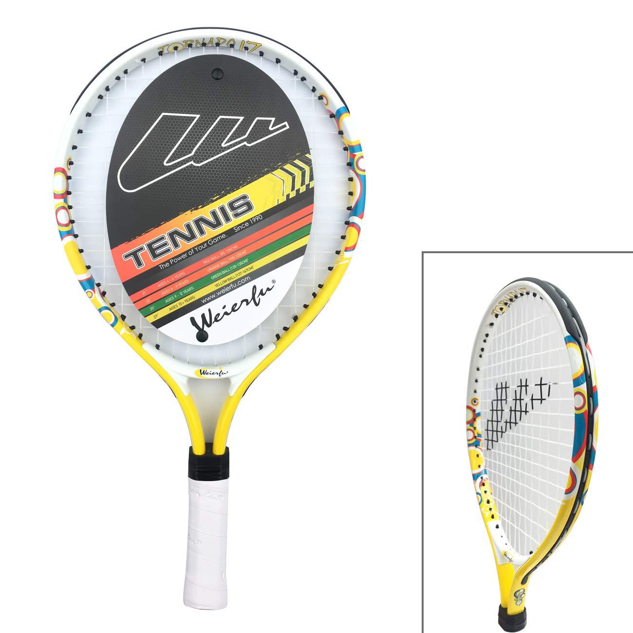 weierfu Junior Tennis Toddlers Starter