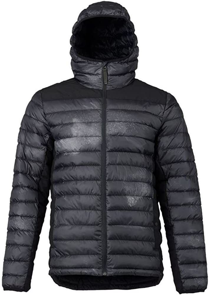 Burton Mens Evergreen Synthetic Hooded Zepher trublk Discount mail order Size Rapid rise Jacket