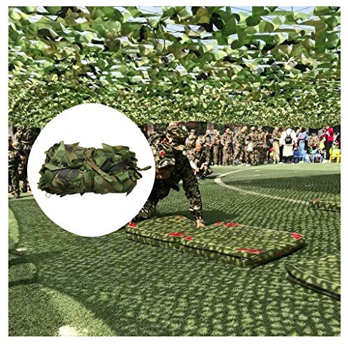 Large Netting Camo Hunting Camouflage Net, Jungle Camouflage Net 2x3m Camo Netting Sun Net Protection Net Tarpaulin Canopy Terrace Sunscreen Tent Garden Cover Shade Army Hunting Hidden Gazebo Carport