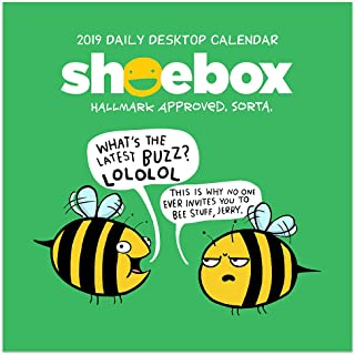 Best shoebox calendar 2019 Reviews