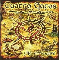 CUATRO GATOS - ME ARRIESGARE (1 CD)