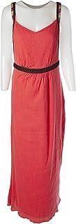 Naf Naf Casual Dresse for Women, Red