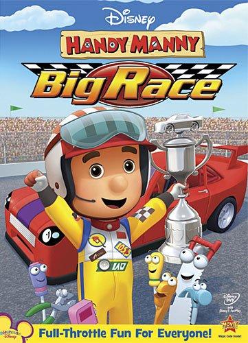 Disney Handy Manny: Big Race
