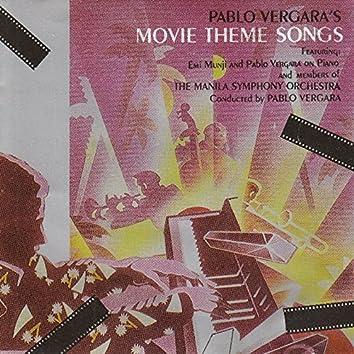 Pablo Vergara's Movie Theme Songs
