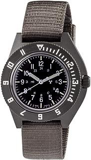 Marathon Watch WW194001 Navigator Quartz Pilot's Watch Swiss Made Military Issue Milspec with Tritium (41mm)