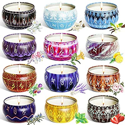 YYCH Scented Candles Soy