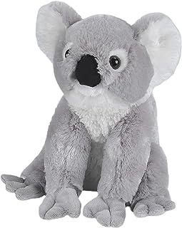 Wild Republic-10908 Peluche Koala Cuddlekins, Color Negro/Gris/Blanco (10908