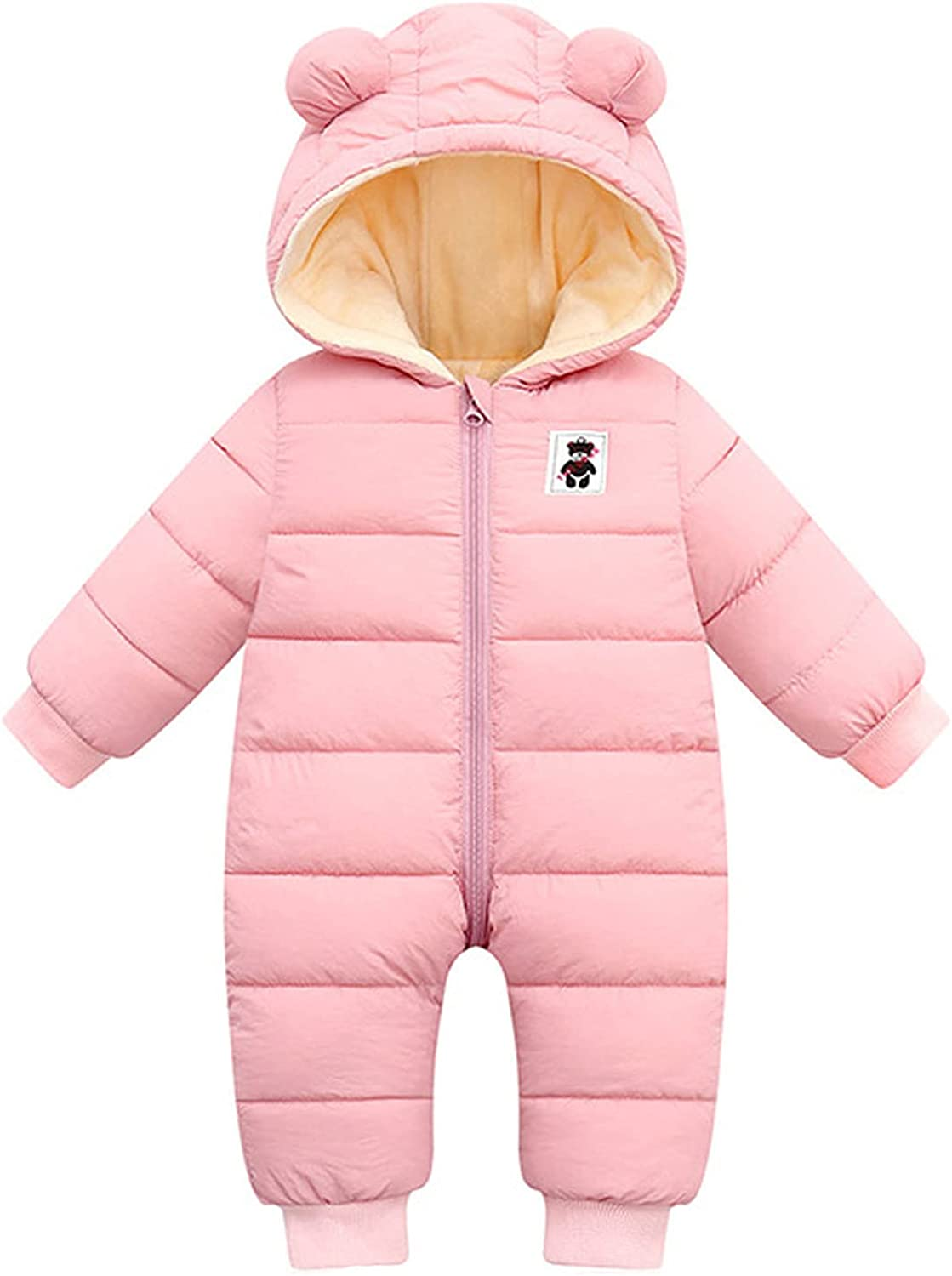 Family New product Halloween Costumes Baby Ranking TOP4 Girls Snowsuit Hooded Boys Warm