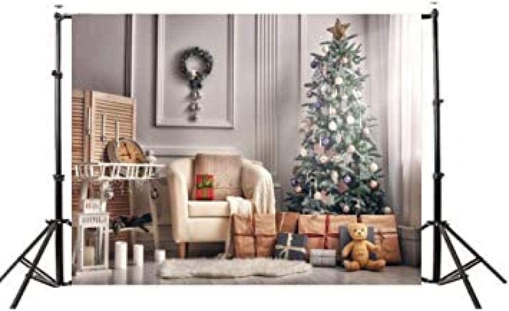 New Christmas Background Photography Studio Background Vinyl Wall210/×150cm C7