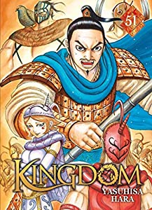 Kingdom Edition simple Tome 51