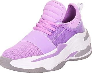 Cambridge Select Women's Retro 90s Ugly Dad Basketball Chunky Platform Fashion Sneaker