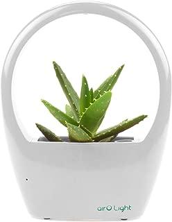 LED Indoor Herb Garden Plant Grow LED Light Kit Mini Planter Herb Kit Home Office Desktop Decoration