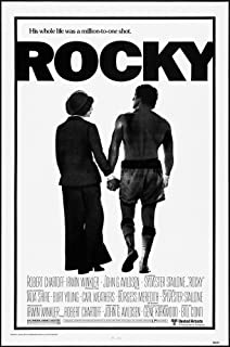Best rocky movie poster 1976 Reviews