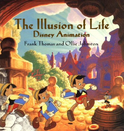 Disney animation: the illusion of life (Disney Editions Deluxe)
