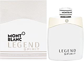 Legend Spirit by Mont Blanc for Men - Eau de Toilette, 100ml