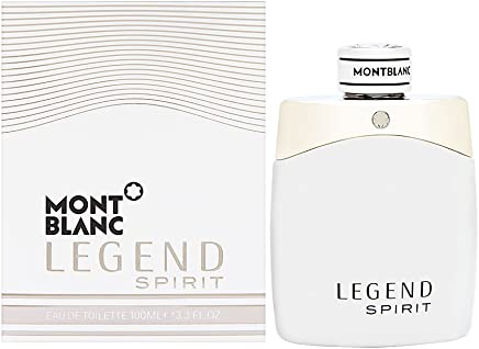 Perfume Masculino Montblanc Legend Spirit EDT 100ml