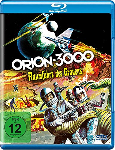 Orion 3000 - Raumfahrt des Grauens [Blu-ray]