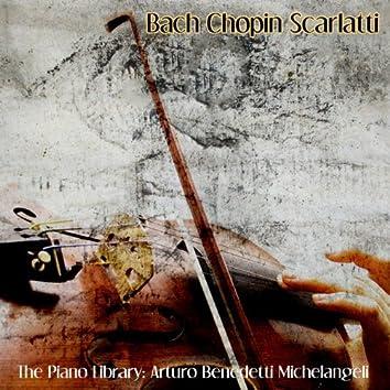 Bach, Chopin & Scarlatti: The Piano Library