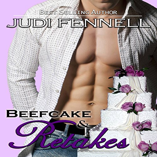 Beefcake and Retakes audiobook cover art
