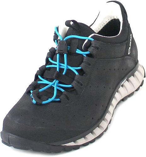 AKU - Climatica NBK GTX Chaussures de Marche pour Hommes (Noir Turquoise)