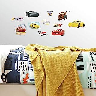 RoomMates Disney Pixar Cars 3 Peel And Stick Wall Decals