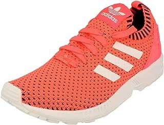 adidas Originals Zx Flux Pk Mens Running Trainers Sneakers (UK 8 US 8.5 EU 42, Turbo fibreglass Black BA7375)