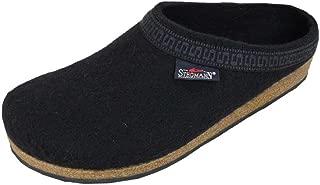 Men's Wool Clog, Black