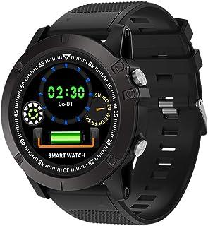 Roeam Outdoor dijital akıllı spor saati, nabız tansiyon ölçer, kol saati, fitness aktivite izleyici, saat, erkekler için, ...