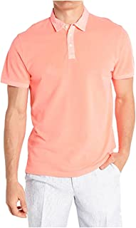 True Grit Men's Soft Baby Pique Short Sleeve Polo Shirt