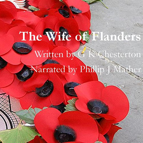 The Wife of Flanders audiobook cover art