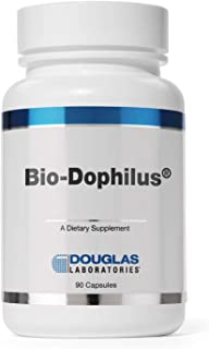 Douglas Laboratories - Bio-Dophilus - Lactobacillus Probiotics in Acid-Resistant Capsule to Support Health of Gastrointest...