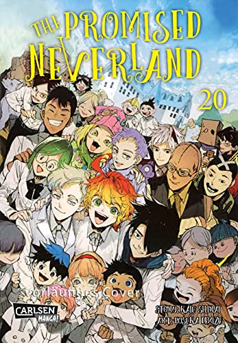 The Promised Neverland 20: Ein emotionales Mystery-Horror-Spektakel!