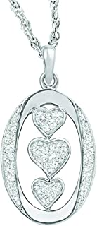 my daughter i love you pendant