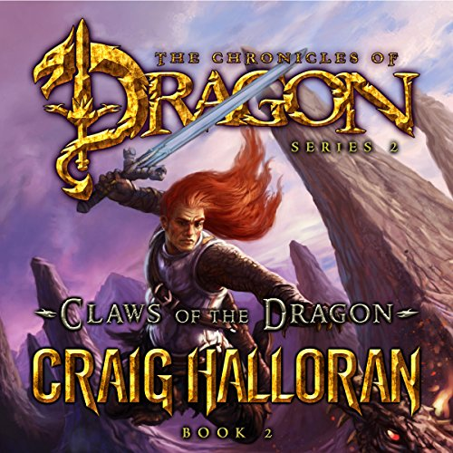 Claws of the Dragon audiobook cover art