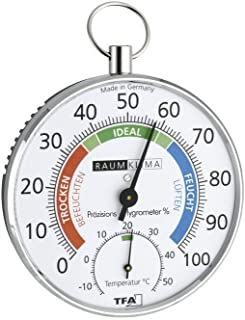 (english) - Climate Buddy Thermometer-Hygrometer Air Condition Monitor