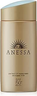 Anessa Perfect uv sunscreen skincare milk SPF50+/PA++++ 90ml / 3oz