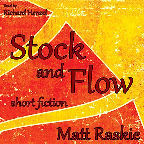 Stock and Flow audiobook cover art