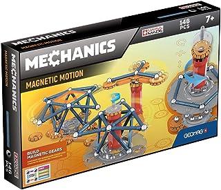 Geomag 762 - Mechanics Magnetic Motion, Magnetic Construction, 146 Pieces