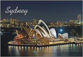Sydney Opera House, Music, Australia, Souvenir Magnet 2 x 3 Photo Fridge Magnet