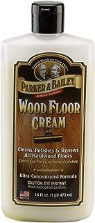 Parker and Bailey Wood Floor Polish Cream - 473 ml, White