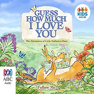 Guess How Much I Love You, Season 3                   By:                                                                                                                                 Sam McBratney,                                                                                        Australian Broadcasting Company                               Narrated by:                                                                                                                                 Australian Broadcasting Company                      Length: 1 hr and 11 mins     4 ratings     Overall 4.5