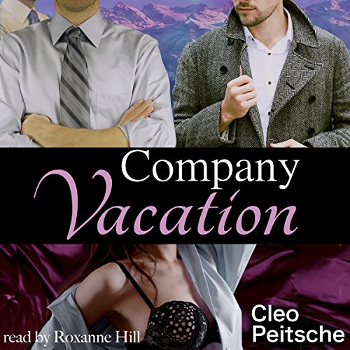 Company Vacation audiobook cover art