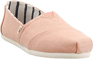 TOMS Women's Navy Canvas Classic 001001B07-NVY