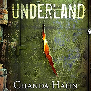 Underland audiobook cover art
